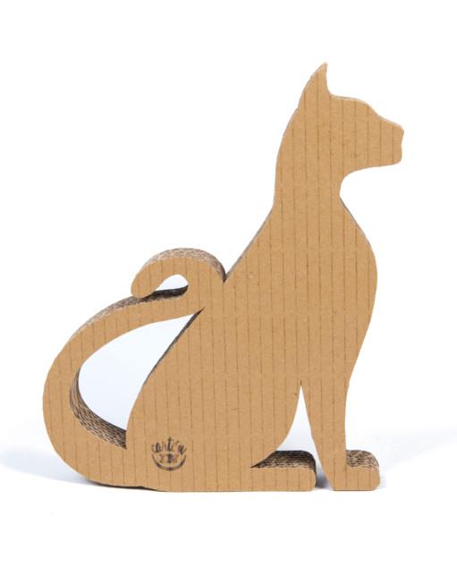 Gato de cartón