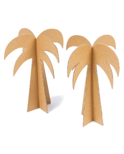 Palmeras de cartón